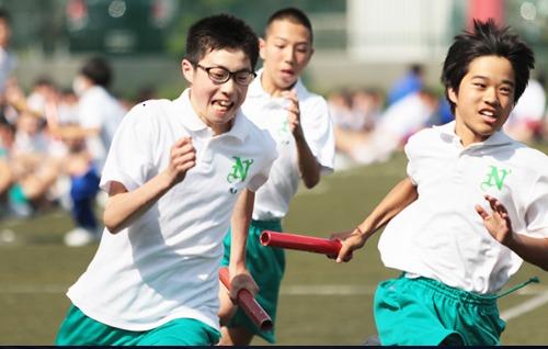 体育祭は毎年、大変盛り上がります。